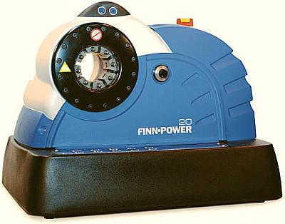 Мелкосерийные прессы finn-power P20ms