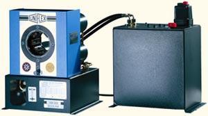 Обжимной пресс для производства РВД UNIFLEX HM 200/HM 200 Ecoline